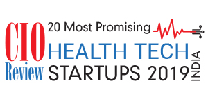 20 Most Promising Healthtech Startups - 2019