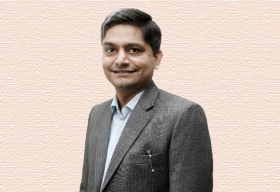 Amit Sharma, Head - Strategy & IT, Cytcare Cancer Hospital