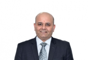 Bharat Tank, Associate Director - IT & Operations, RICS School of Built Environment